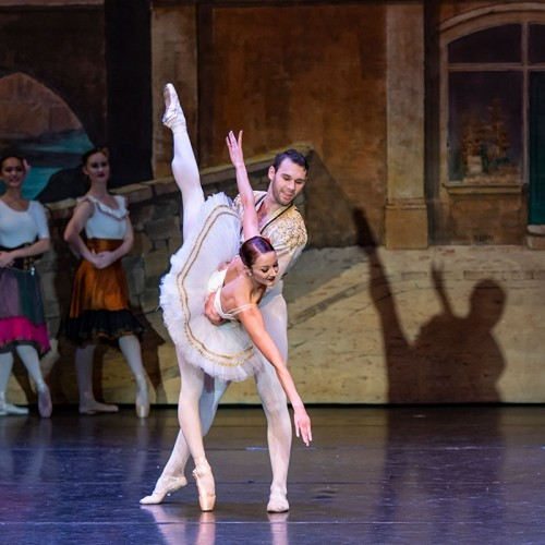 Riverlinks and Victorian State Ballet present Don Quixote